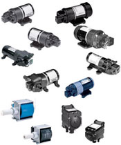 Flojet Pumps & Parts