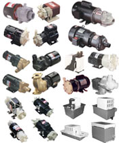 March Pumps & Parts