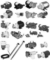Jabsco Pumps & Parts