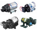 Shurflo Electric Diaphragm Pumps