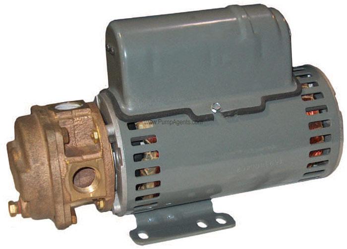 Burks Pump 3CR6M, 22850-6, 22850-6MV