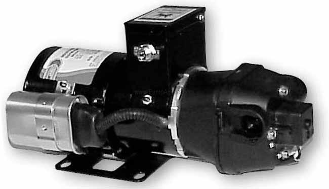 Jabsco Pump 31801-1305