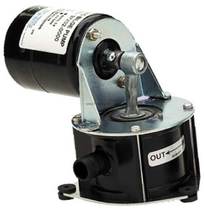 Jabsco Pump 37202-0010