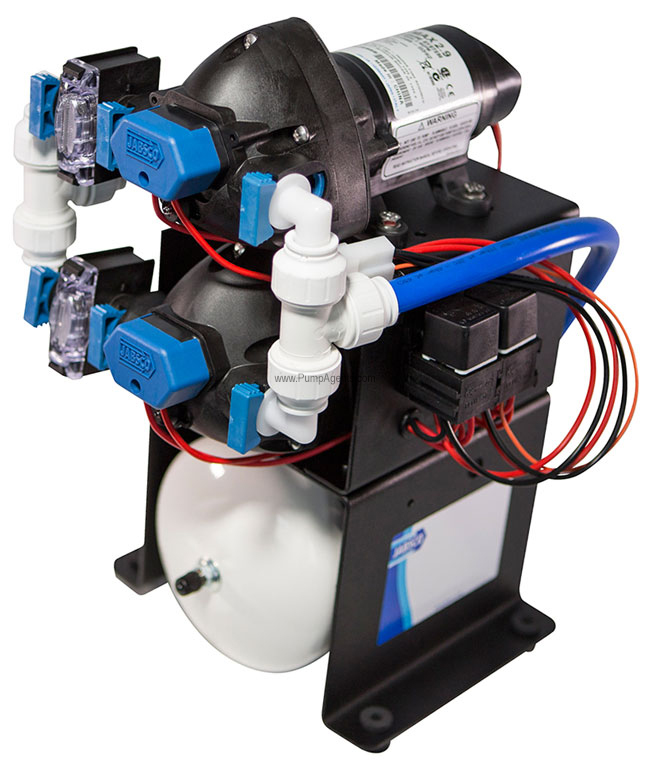 Jabsco Pump 52530-1100