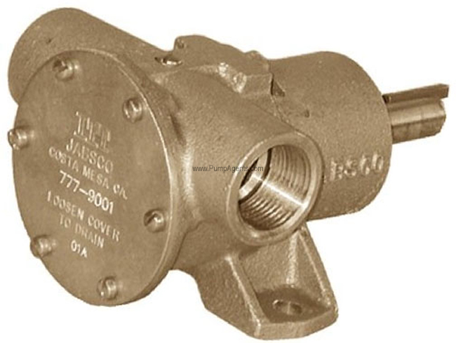 AFTERMARKET Water Pump Impeller 17937-0001 FITS PUMPS 777-9001 21140-2401 /& MORE