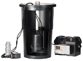 Little Giant Pump TSW-D30A