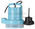 Big John Submersible Sump Pump - 10-CIA-VDS