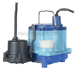 Big John Submersible Sump Pump - 6-CIA-VDS