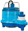Big John Submersible Sump Pump - 6-CIM-R