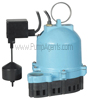 1/3 HP Submersible Sump Effluent Pump - ES33V1-20