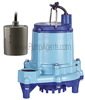 Submersible Sump Pump - 6E-CIA-RFSN