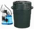 Drainosaur Water Removal System - WRS-8E