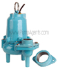 ES60M2-20 6/10 HP Wastewater and Sewage Pump