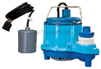 Big John Submersible Sump Pump - 6-CIA-RFS