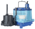 Big John Submersible Sump Pump - 8-CIA-VDS