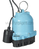 1/3 HP Submersible Sump Effluent Pump - ES33W1-10