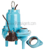 ES60D1-10 6/10 HP Wastewater and Sewage Pump