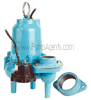 ES60D2-20 6/10 HP Wastewater and Sewage Pump