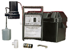 12 VDC Automatic Sump Pump Back-Up System - SPBS-12