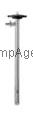 """Lutz Catalog # 0132-302 - 47"""" Aluminum Drum Pump Tube"""