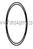 March Pump Part # 0125-0065-1000 - O-Ring