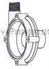 March Pump Part # 0130-0110-1000 - Rear Housing