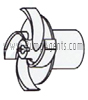 March Pump Part # 0130-0112-0200 - Impeller