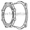 March Pump Part # 0151-0014-0100 - Motor Bracket