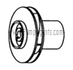 March Pump Part # 0151-0029-0800 - Impeller