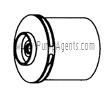 March Pump Part # 0157-0029-0500 - Impeller