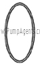 March Pump Part # 0809-0027-1000 - O-Ring