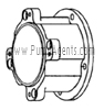 March Pump Part # 0809-0058-1000 - Motor Bracket
