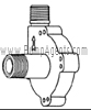 March Pump Part # 0809-0150-0000 - Rear Housing