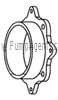 March Pump Part # 0821-0044-0000 - Connecting Ring