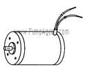 March Pump Part # 0893-0001-1000 - Motor
