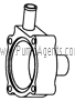 March Pump Part # 0893-0003-1000 - Rear Housing