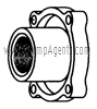 March Pump Part # 0893-0004-1000 - Cover