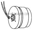 March Pump Part # 0893-0027-1000 - Motor