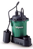 Myers Pump S33PC-1
