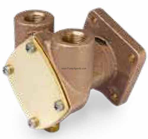 Oberdorfer Pump N202M-15, N202M-16