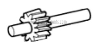 Oberdorfer Pump Part # 33007 - Drive Gear