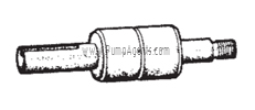 Oberdorfer Pump Part # 6425 - Bearing