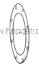 Oberdorfer Pump Part # 6426 - Gasket