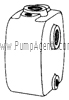 Oberdorfer Pump Part # 7190 - Body
