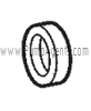 Oberdorfer Pump Part # 7580 - Viton Lip Seal
