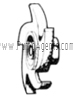 Oberdorfer Pump Part # 7718 - Impeller