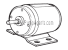 Oberdorfer Pump Part # 8029 - Motor 12 VDC