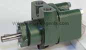 Roper model # 17AL02 - Gear Pump