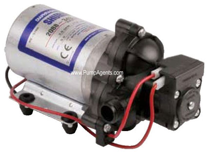 Shurflo Pump 2087-593-435