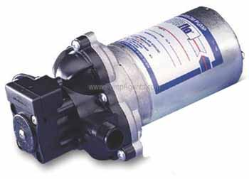 Shurflo 2088-403-144 Potable Water Pump with Switch - 12 VDC EPDM